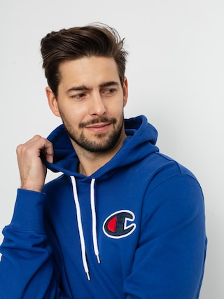 Mikina s kapucí Champion Sweatshirt HD 214184 (dsb)