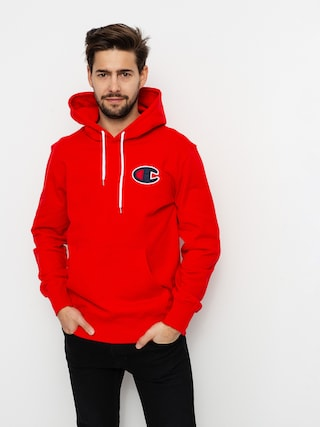 Mikina s kapucí Champion Sweatshirt HD 214184 (fls)