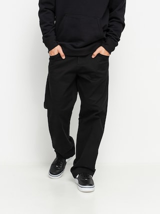 Kalhoty Malita Chino Log Sl (black)