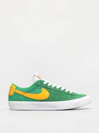 Boty Nike SB Zoom Blazer Low Pro Gt (lucky green/university gold black white)