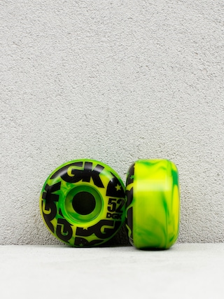 Koleu010dka DGK Swirl Formula (green/black)