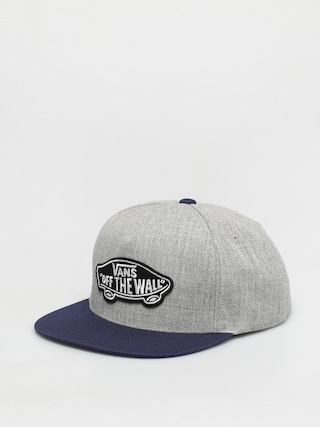 Ku0161iltovka  Vans Classic Patch (heather grey/dress blues)