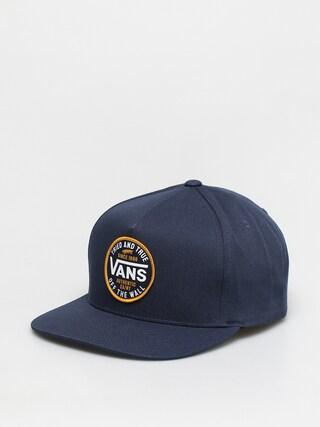 Kšiltovka  Vans Logo Pack (dress blues)