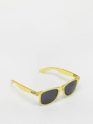 Sluneu010dnu00ed bru00fdle Vans Spicoli 4 (cyber yellow translucent)