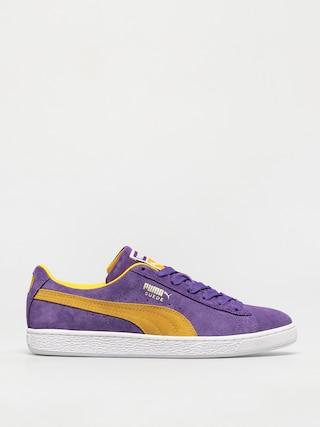 Boty Puma Suede Teams (purple)