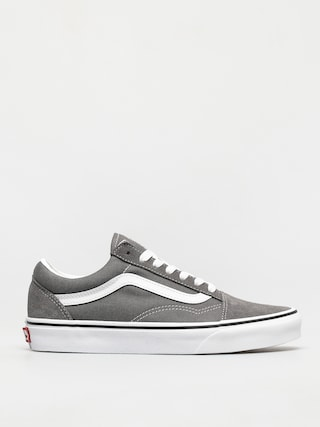 Boty Vans Old Skool (pewter/true white)