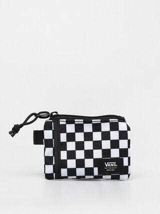 Peněženka Vans Pouch (black/white check)