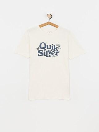 Tričko Quiksilver Tall Heights (snow white)