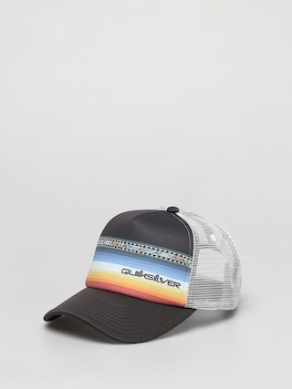 Ku0161iltovka  Quiksilver Sun Faded Trucker ZD (india ink)