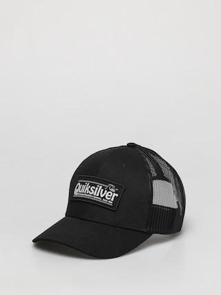 Kšiltovka  Quiksilver Big Rigger ZD (black)