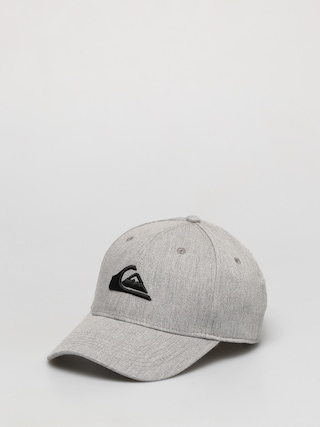 Kšiltovka  Quiksilver Decades ZD (light grey heather)