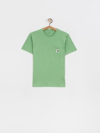 Triu010dko Carhartt WIP Pocket Wmn (mineral green)