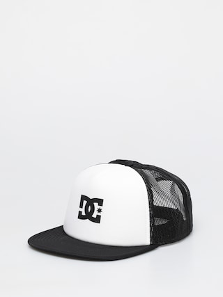 Ku0161iltovka  DC Gas Station Trucker ZD (white/black)