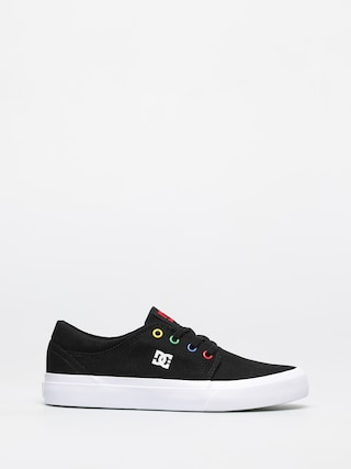 Boty DC Trase (black/multi/white)