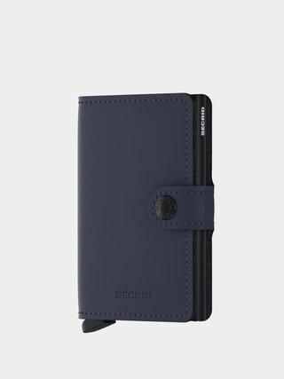Peněženka Secrid Slimwallet (matte night blue)