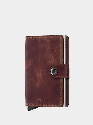 Peněženka Secrid Miniwallet (vintage brown)