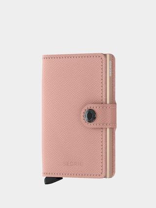 Peněženka Secrid Miniwallet (crisple rose)