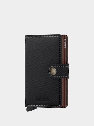 Peněženka Secrid Miniwallet (saffiano brown)