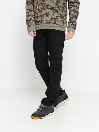 Kalhoty Volcom Solver Denim (bko)
