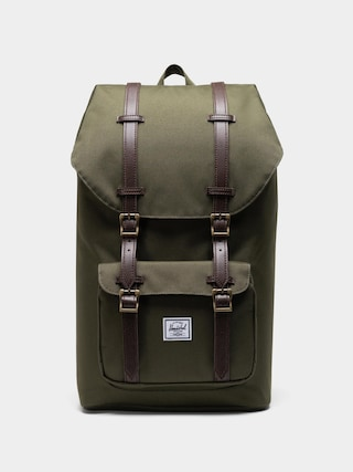 Batoh Herschel Supply Co. Little America (ivy green/chicory coffee)