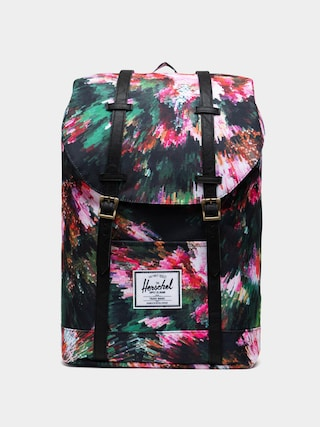Batoh Herschel Supply Co. Retreat (pixel floral)