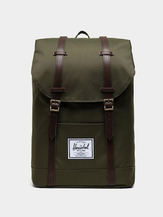Batoh Herschel Supply Co. Retreat (ivy green/chicory coffee)
