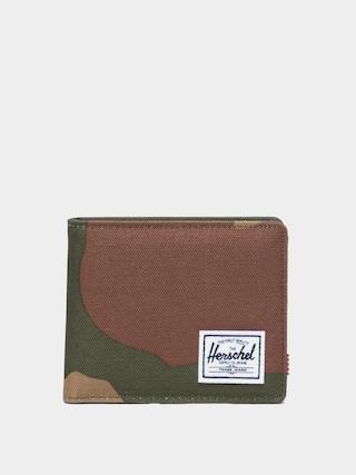 Penu011bu017eenka Herschel Supply Co. Roy Coin RFID (woodland camo)