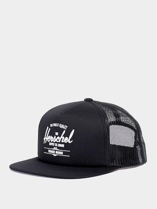 Ku0161iltovka  Herschel Supply Co. Whaler ZD (mesh black)