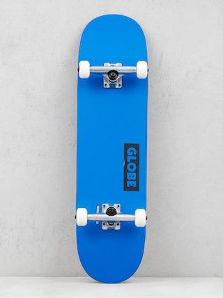 Skateboard Globe Goodstock (neon blue)