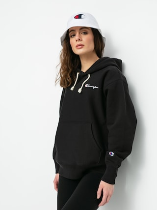 Mikina s kapucí Champion Sweatshirt HD 113150 Wmn (nbk)