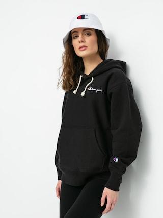 Mikina s kapucu00ed Champion Sweatshirt HD 113150 Wmn (nbk)
