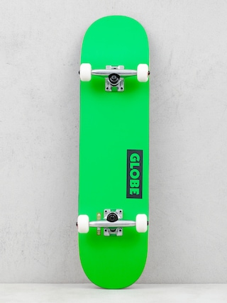 Skateboard Globe Goodstock (neon green)