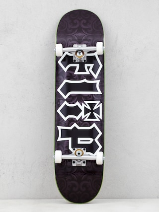Skateboard Flip HKD (gothic black)