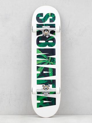 Skateboard Sk8Mafia Og Logo (leaves)
