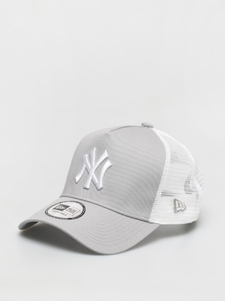 Ku0161iltovka  New Era Clean Trucker New York Yankees ZD (grey)