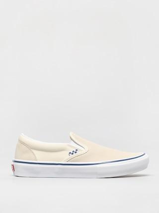 Boty Vans Skate Slip On (off white)