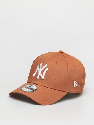 Ku0161iltovka  New Era 9Forty New York Yankees ZD (med brown)