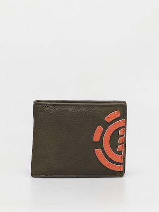 Peněženka Element Daily Wallet (army)