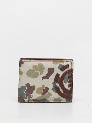 Peněženka Element Daily Wallet (sand camo)