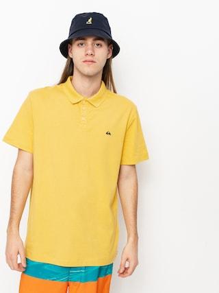 Polo tričko Quiksilver Essentials (rattan)