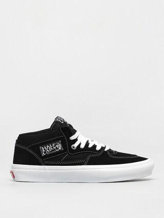 Boty Vans Skate Half Cab (black/white)