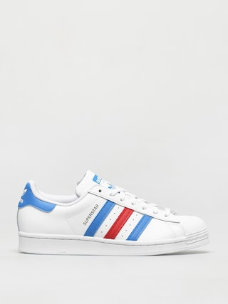 Boty adidas Originals Superstar (ftwwht/trublu/goldmt)