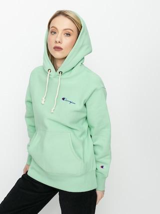 Mikina s kapucu00ed Champion Sweatshirt HD 113150 Wmn (hml)