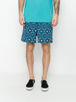 Plu00e1u017eovu00e9 krau0165asy Patagonia Stretch Wavefarer Volley Shorts 16in (honeycomb small/seaport)