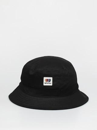 Klobouk Brixton Alton Packable Bucket Hat (black)