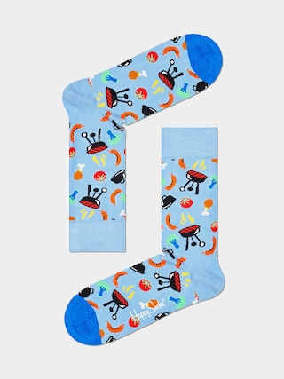Ponožky Happy Socks Barbeque (blue)