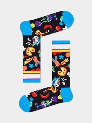 Ponožky Happy Socks Summer (black/blue)