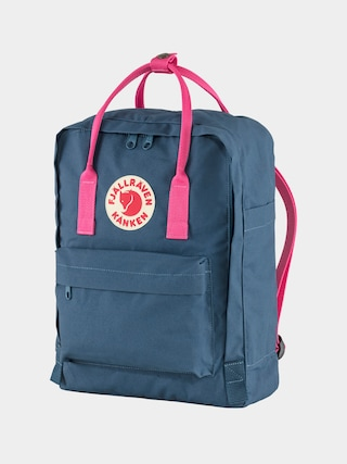 Batoh Fjallraven Kanken (royal blue flamingo pink)