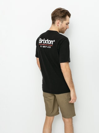 Triu010dko Brixton Palmer Line Stt (worn wash black)