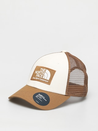 Ku0161iltovka  The North Face Mudder Trucker ZD (utility brown/vintage white)